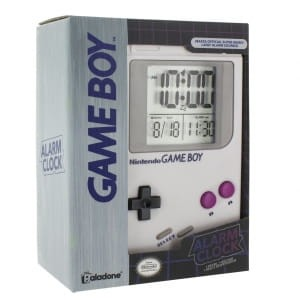 Budzik Nintendo Game Boy